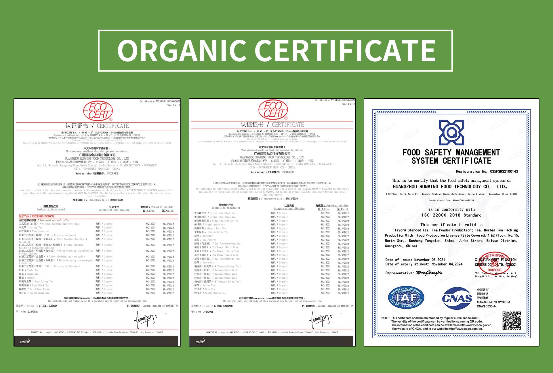 OEM Tea   Organic Tea Manufacturer   Chinese Tea Factory   Wholesale ...